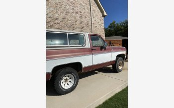 1978 Chevrolet Blazer 4WD 2-Door for sale 101460369
