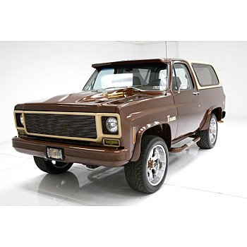 1978 Chevrolet Blazer for sale 101051958