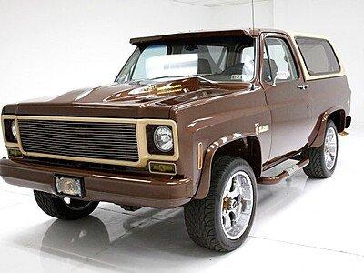 1978 Chevrolet Blazer for sale 101051958
