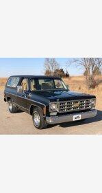 1978 Chevrolet Blazer for sale 101095875