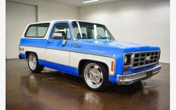 1978 Chevrolet Blazer for sale 101245724