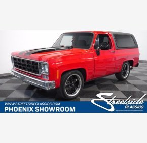 1978 Chevrolet Blazer for sale 101355752