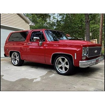 1978 Chevrolet Blazer for sale 101382497