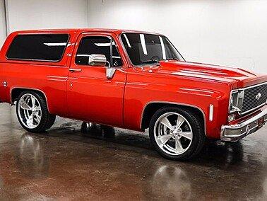 1978 Chevrolet Blazer for sale 101406027