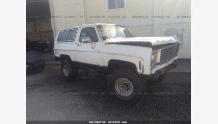 1978 Chevrolet Blazer for sale 101409237