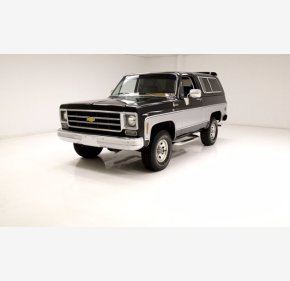 1978 Chevrolet Blazer for sale 101442093