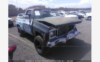 1978 Chevrolet C/K Truck for sale 101015041