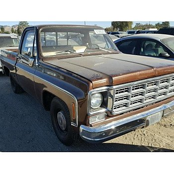 1978 Chevrolet C/K Truck for sale 101121136