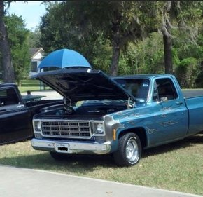 1978 Chevrolet C/K Truck Custom Deluxe for sale 101364243