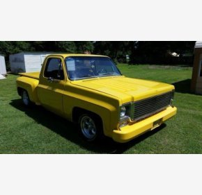 1978 chevy pickup cost new