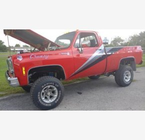 1978 Chevrolet C/K Truck for sale 100899422