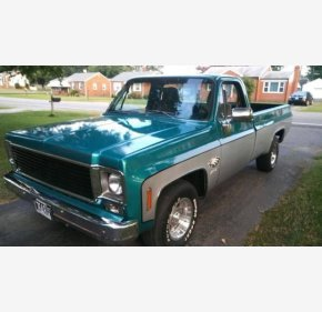 1978 Chevy Truck >> 1978 Chevrolet C K Truck Classics For Sale Classics On Autotrader