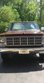 1978 Chevrolet C/K Truck Scottsdale for sale 101042567