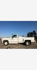 1978 Chevrolet C/K Truck for sale 101056310