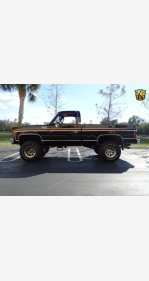 1978 Chevrolet C/K Truck for sale 101079272