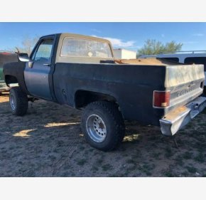 1978 Chevrolet C/K Truck Silverado for sale 101094293