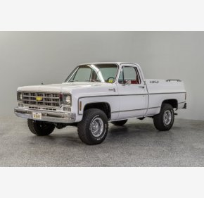 1978 Chevrolet C/K Truck Silverado for sale 101166979