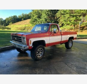 1978 Chevrolet C/K Truck for sale 101194056