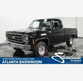 1978 Chevrolet C/K Truck Cheyenne for sale 101194102