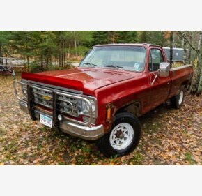 1978 Chevrolet C/K Truck for sale 101224205