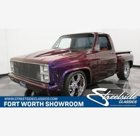 1978 Chevrolet C/K Truck Silverado for sale 101252176