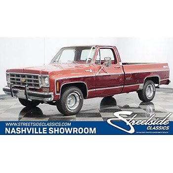1978 Chevrolet C/K Truck for sale 101358109