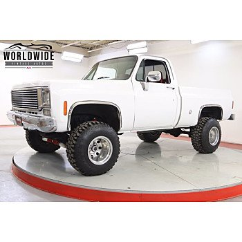 1978 Chevrolet C/K Truck for sale 101397991
