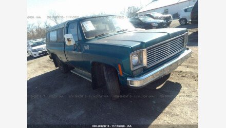 1978 Chevrolet C/K Truck for sale 101409204