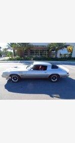 1978 Chevrolet Camaro for sale 101051930