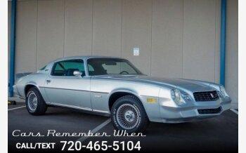 1978 Chevrolet Camaro for sale 101057104