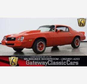 1978 Chevrolet Camaro for sale 101066360