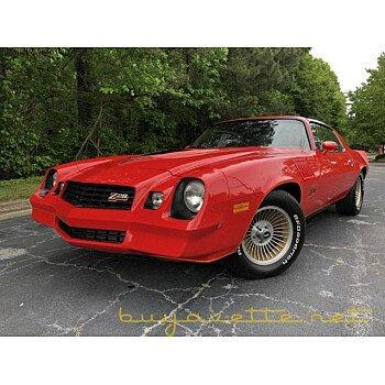 1978 Chevrolet Camaro Z28 for sale 101131655