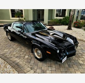 1978 Chevrolet Camaro for sale 101171130