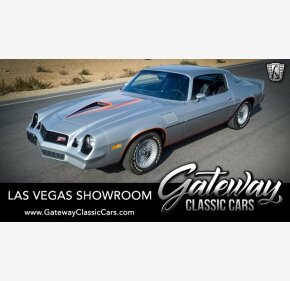 1978 Chevrolet Camaro Z28 for sale 101273507