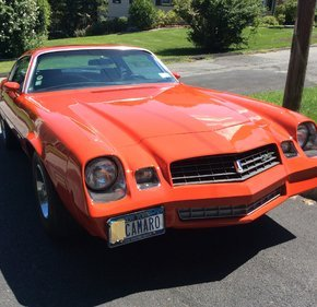 1978 Chevrolet Camaro LT Coupe for sale 101299961