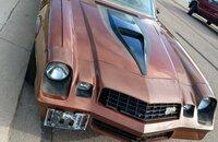 1978 Chevrolet Camaro Z28 for sale 101325090