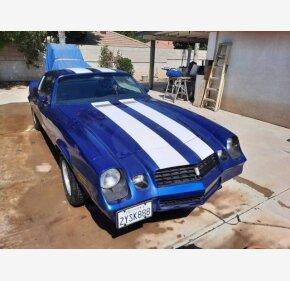 1978 Chevrolet Camaro for sale 101360537