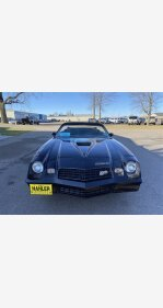1978 Chevrolet Camaro Z28 Convertible for sale 101410225
