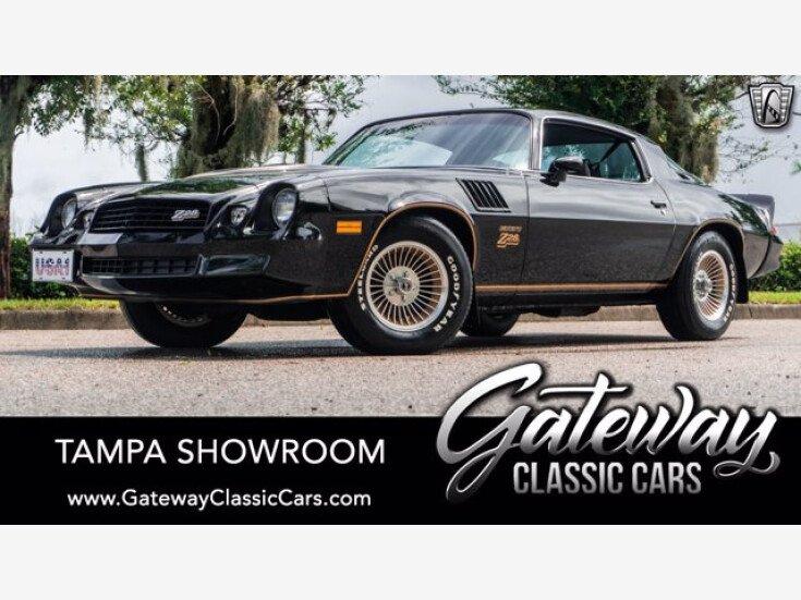 1978 Chevrolet Camaro Z28 for sale 101550446