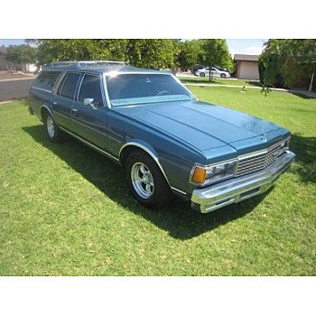 1978 Chevrolet Caprice Wagon for sale 100829791