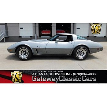 1978 Chevrolet Corvette for sale 100963764