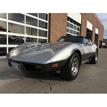 1978 Chevrolet Corvette for sale 100998145