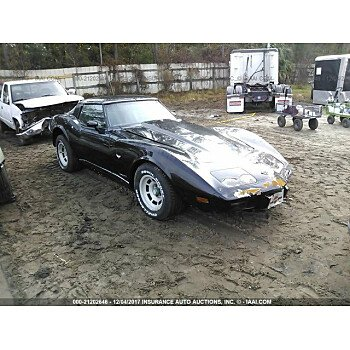 1978 Chevrolet Corvette for sale 101015280
