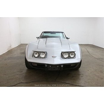 1978 Chevrolet Corvette for sale 101074679
