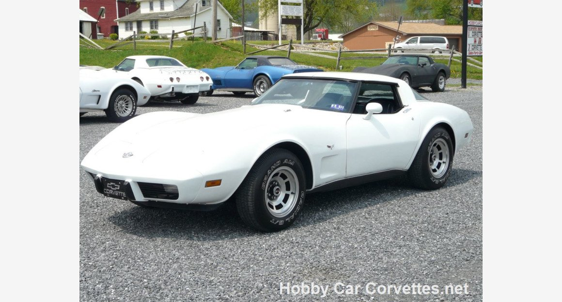 1978 Chevrolet Corvette for sale 100967885