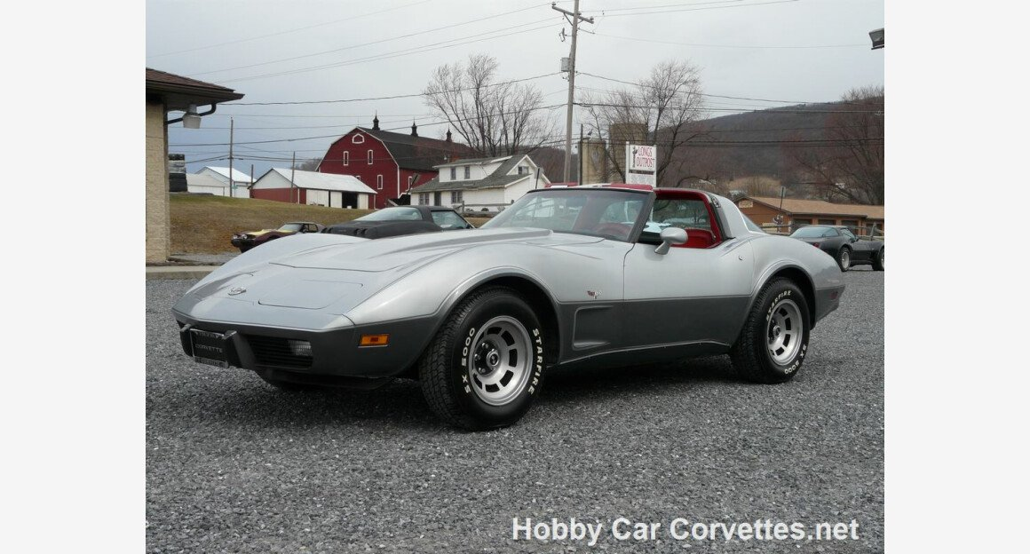 1978 Chevrolet Corvette for sale 100967886