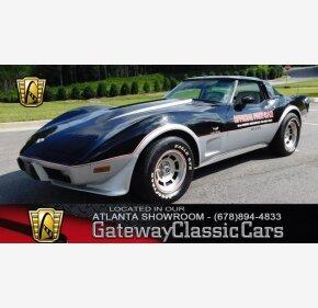 1978 Chevrolet Corvette for sale 101016846