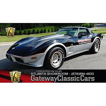 1978 Chevrolet Corvette for sale 101016846