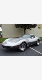 1978 Chevrolet Corvette for sale 101059700