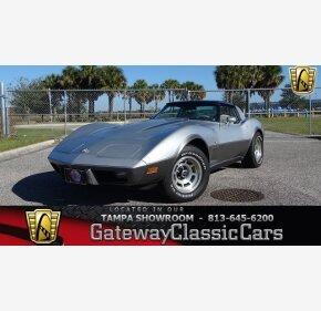 1978 Chevrolet Corvette for sale 101080201